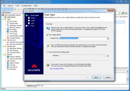 Acunetix Web Vulnerability Scanner10.5 破解版下载(更新到11最新的漏洞库)